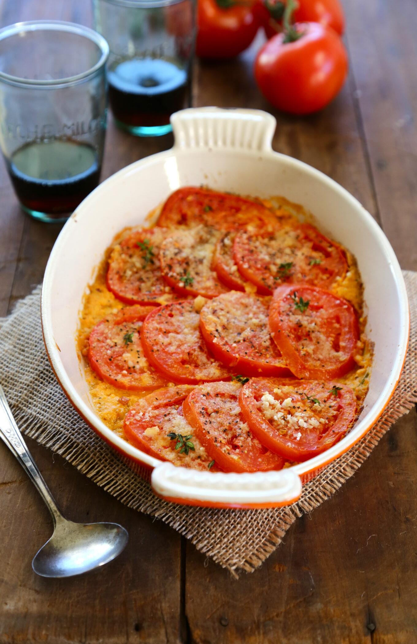 ... spiced tomato gratin csa ingredients spiced tomato gratin spiced