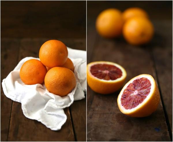 blood orange mint julep