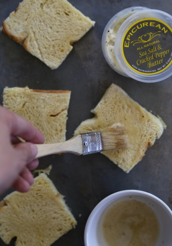 burrata & jalapeño corn grilled cheese sandwich