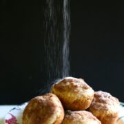 Simple French Breakfast Muffins with Cinnamon Sugar  www.climbinggriermountain.com