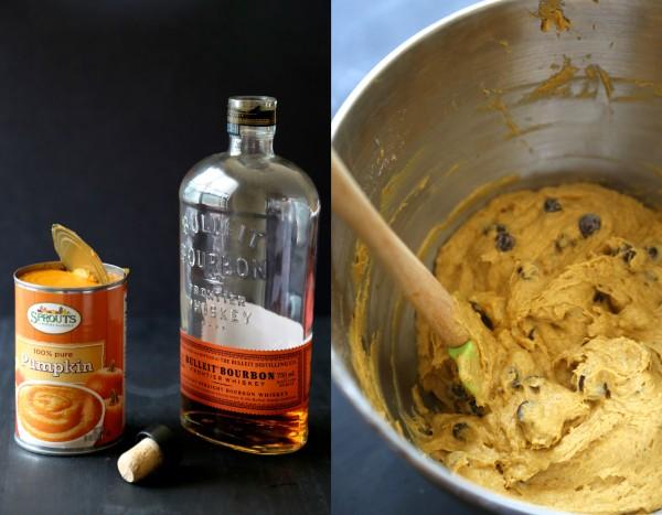 pumpkin and bourbon