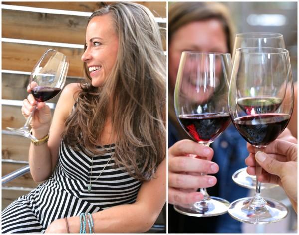 wine & chocolate pairing party Cabernet Sauvignon