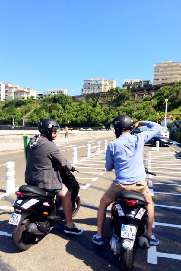 trip recap: biarritz, france - part three