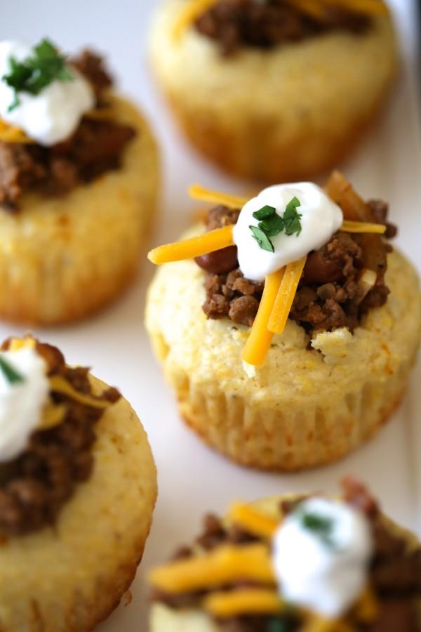 mr. b's chili stuffed jalapeno cornbread muffins www.climbinggriermountain.com
