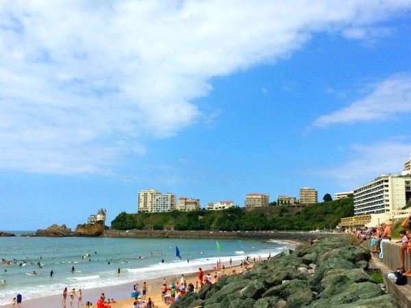 biarritz france part four cote de basque