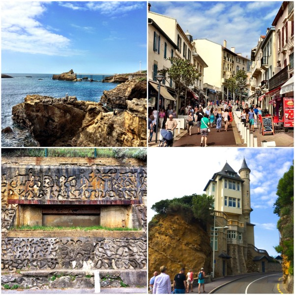 biarritz, france - part two city