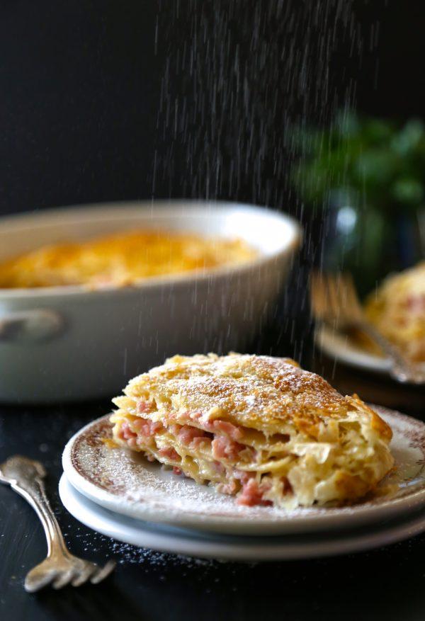 Monte Cristo Lasagna