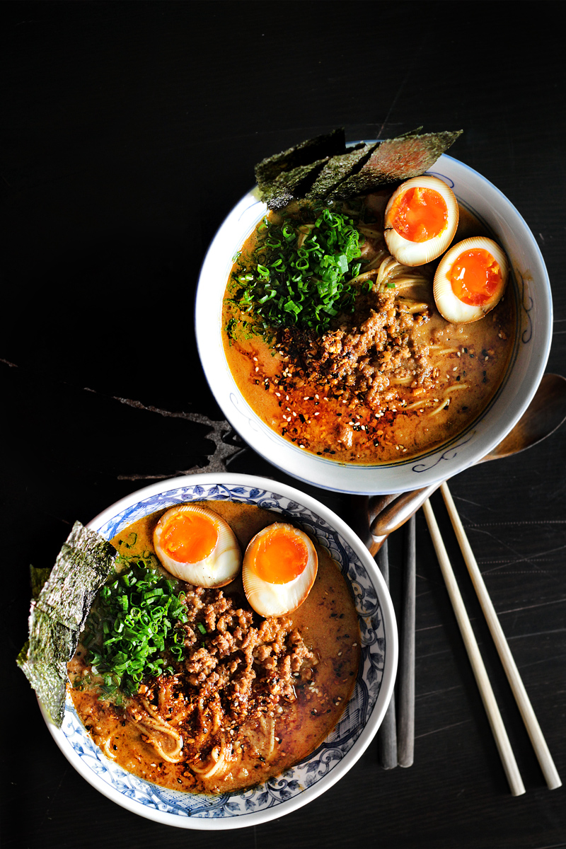ten easy noodle bowl recipes - Climbing Grier Mountain