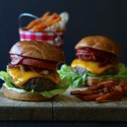 umami blt cheeseburger www.climbinggriermountain.com