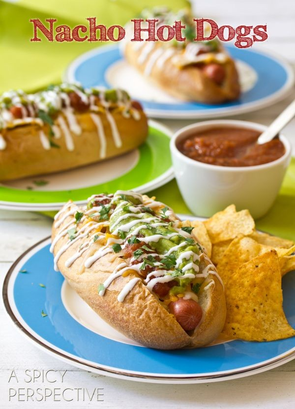 ten drool-worthy ball park hotdogs  www.climibinggriermountain.com