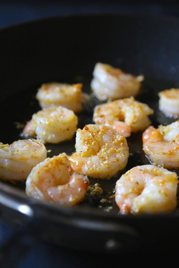 shrimp po' boy carrot cajun soup www.climbinggriermountain.com