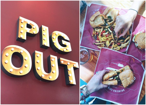 pig out portland