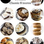 ten creative ways to make classic s'mores www.climbinggriermountain.com
