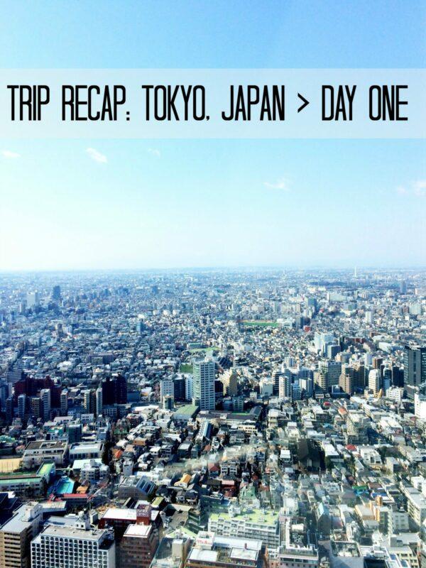 trip recap tokyo japan day one www.climbinggriermountain.com