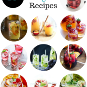 ten sassy sangria recipes www.climbinggriermountain.com