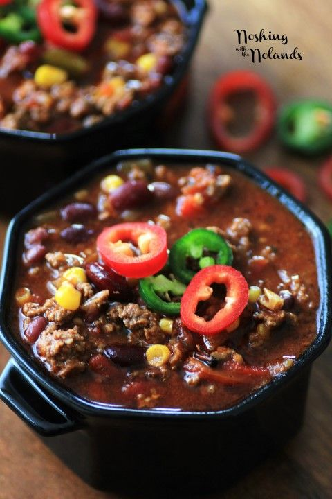 10 Tailgating Approved Chili Recipes www.climbinggriermountain.com
