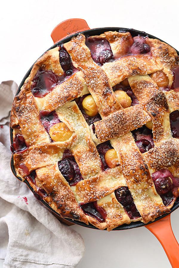 Skillet-Cherry-Pie-foodiecrush.com-13