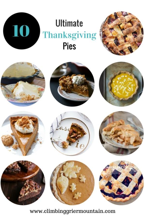 Thanksgiving Pies (3)