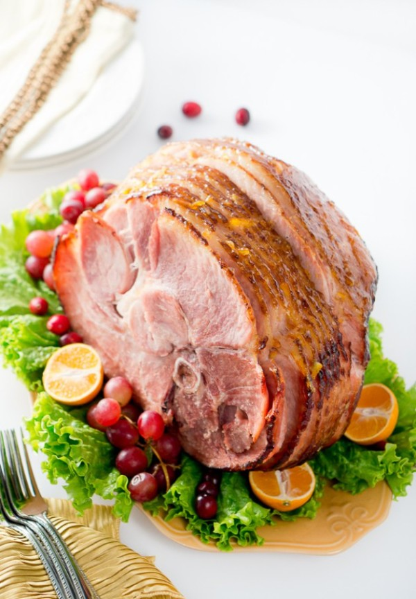 Orange-Dijon-Glazed-Ham-11