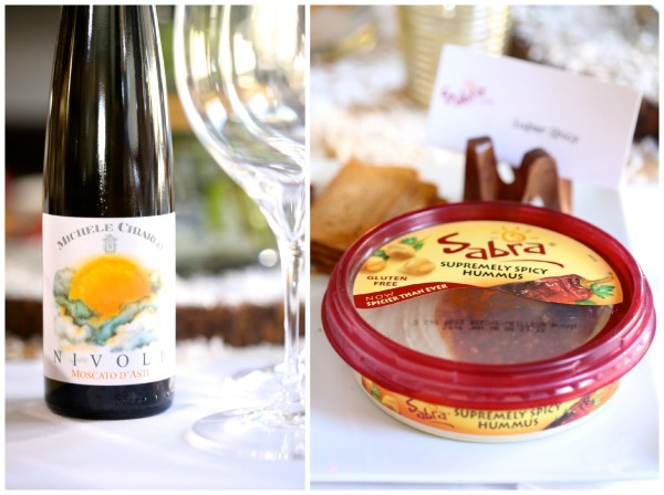 how to host a hummus & wine pairing party spicy www.climbinggriermountain.com