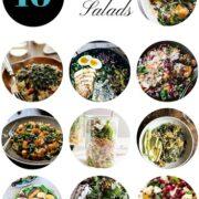 10 Hearty Winter Salad Recipes www.climbinggriermountain.com