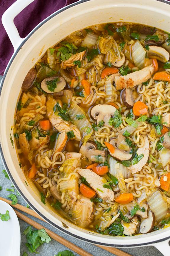 Thai Kitchen Instant Rice Noodle Soup Healthy