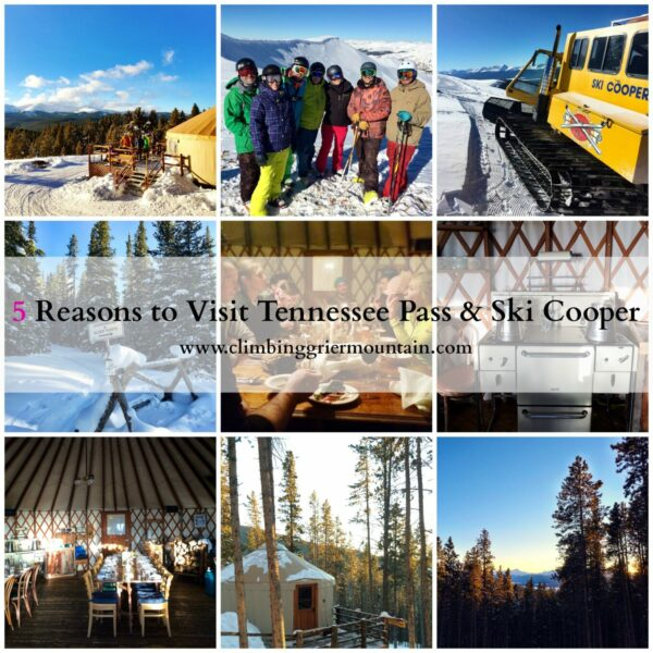 five reasons to visit tennessee pass & ski cooper www.climbinggriermountain.com