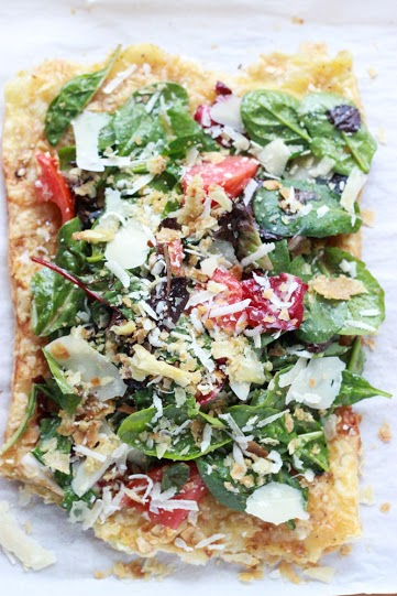 California Pizza Kitchen Tricolore Salad Pizza