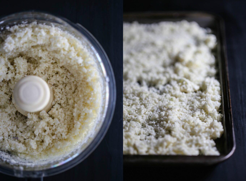 how to make cauliflower rice easy
