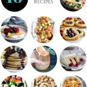 ten mother's day brunch recipes www.climbinggriermountain.com