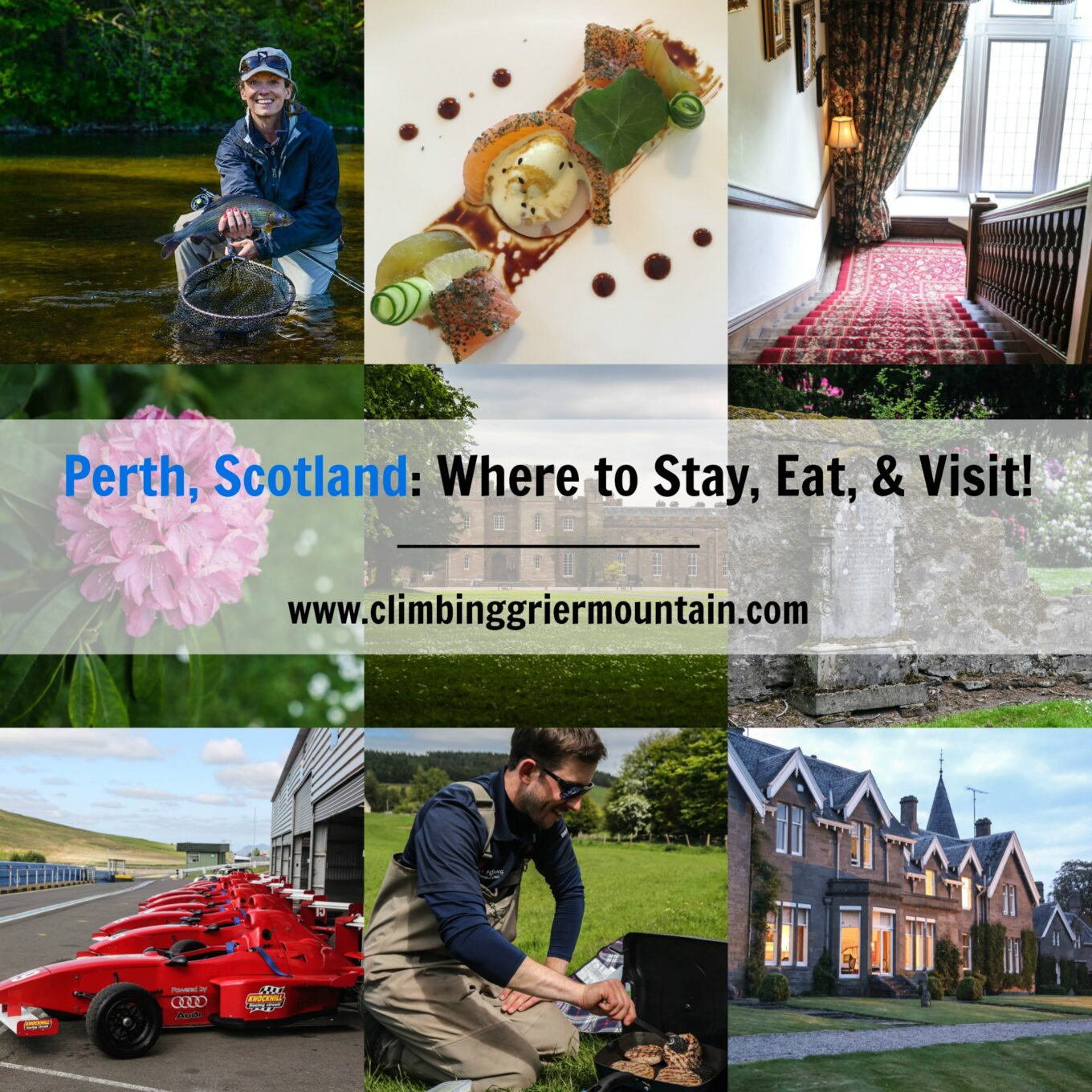 Travel In Perth: Perth, Scotland: Where To Stay, Eat, & Visit!