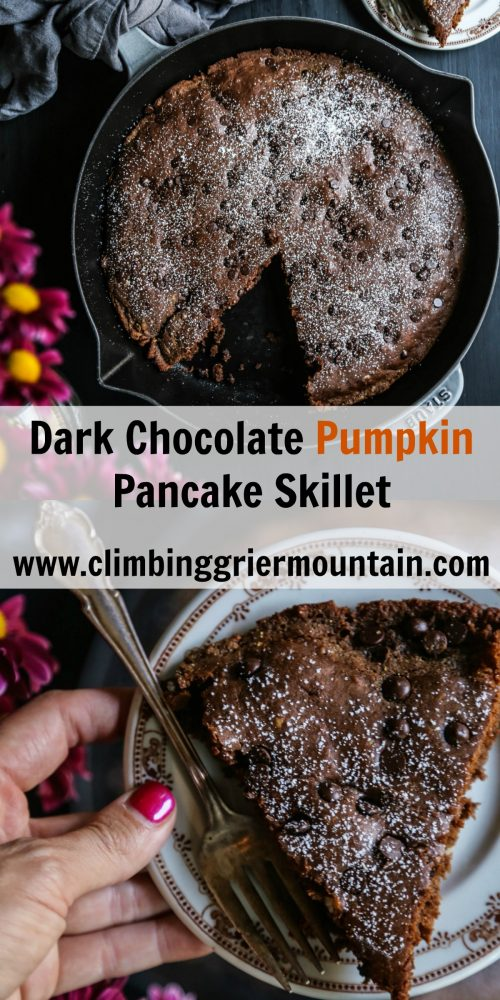 dark-chocolate-pumpkin-pancake-skillet-2