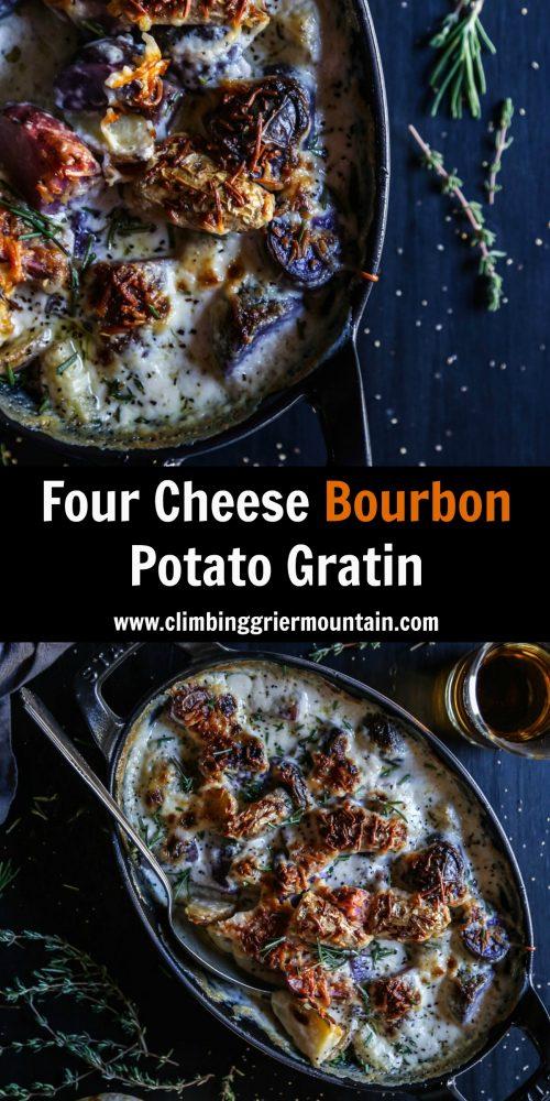 four-cheese-bourbon-potato-gratin