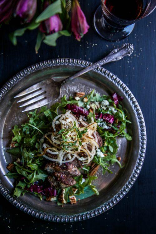 sesame-steak-salad-with-spiralized-pears-www-climbinggriermountain-com-ii