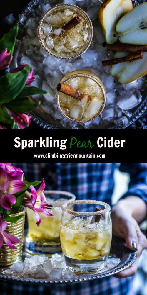 sparkling-pear-cider
