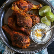 turmeric-and-honey-glazed-drumsticks-www-climbinggriermountain-com