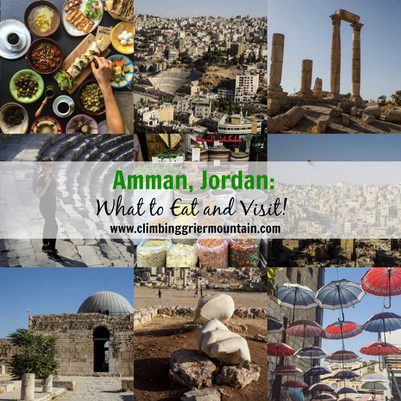 Nicest Places To Eat Near Me: Amman, Jordan: What To Eat And Visit!