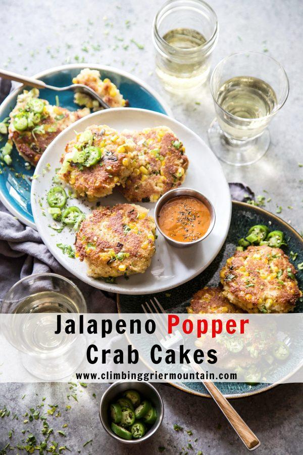 Jalapeno Popper Crab Cakes www.climbinggriermountain.com.jpg